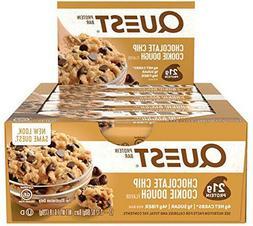 12 Ct Case Quest Nutrition Chocolate Chip Cookie Dough Prote