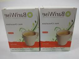 2 BariWise 15g High Protein Hot Chocolate - Chocolate