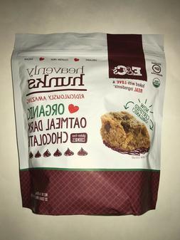 4 Bags - 22oz Heavenly Hunks Organic Oatmeal Dark Chocolate