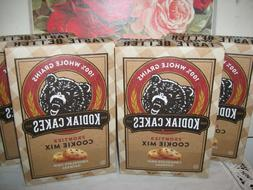 4 BOXES of Kodiak Cakes Chocolate Chip Oatmeal Cookie Mix