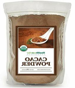 Healthworks Cacao Powder Raw Organic, 2lb Connected to: Heal