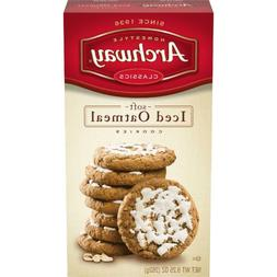 Archway Cookies, Iced Oatmeal Soft, 9.25 Oz