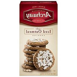 Archway Cookies, Iced Oatmeal Soft Cookies, 9.25 Ounce Pack