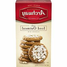 Archway Cookies, Iced Oatmeal Soft Cookies, 9.25 Ounce