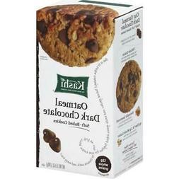 Kashi-Dark Chocolate Oatmeal Cookies, Pack of 6