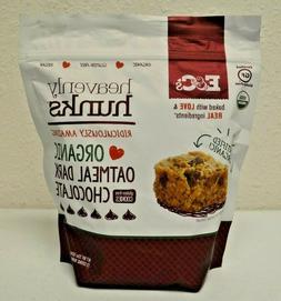 E&C's Heavenly Hunks Organic Oatmeal Dark Chocolate Cookies