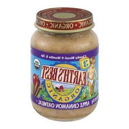 Earth's Best-Organic Junior Apple Cinnamon Oatmeal, Pack of