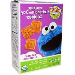 Earth's Best-Organic Sesame Street Letter Of The Day Oatmeal
