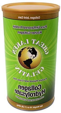 Great Lakes Gelatin - Collagen Hydrolysate Kosher - Unflavor