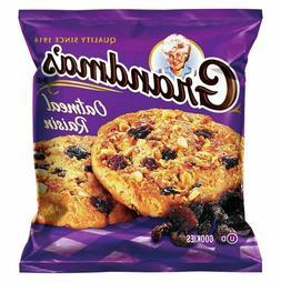 Grandma's Oatmeal Raisin Cookies, 2.5 oz 2 Per Pack