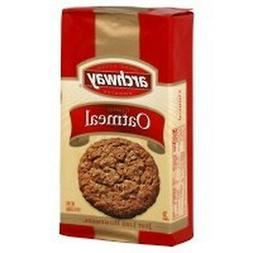 Archway Home Style Cookies, Oatmeal, 9.5oz,