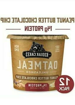 Kodiak Cakes Instant Protein Peanut Butter Chocolate Chip Oa