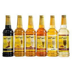Jordan's Skinny Mixes® 6-Pack Classic Gourmet Syrup Sampler