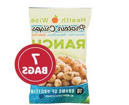 Keto snacks: Bariwise ranch protein crisps 7 ct