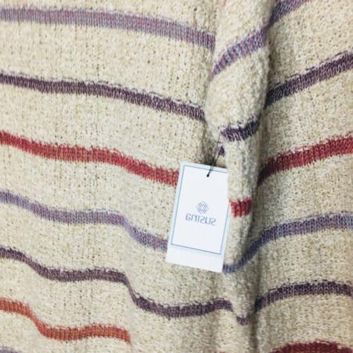 Susina 2X Sweater Oatmeals size 2X