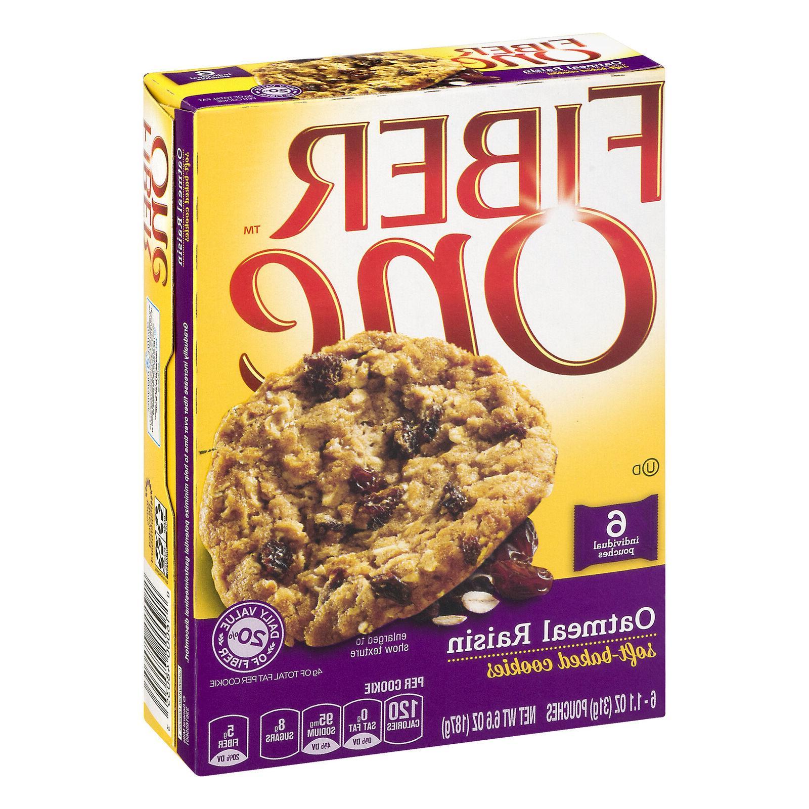 One Raisin Cookies, 6 Shipping
