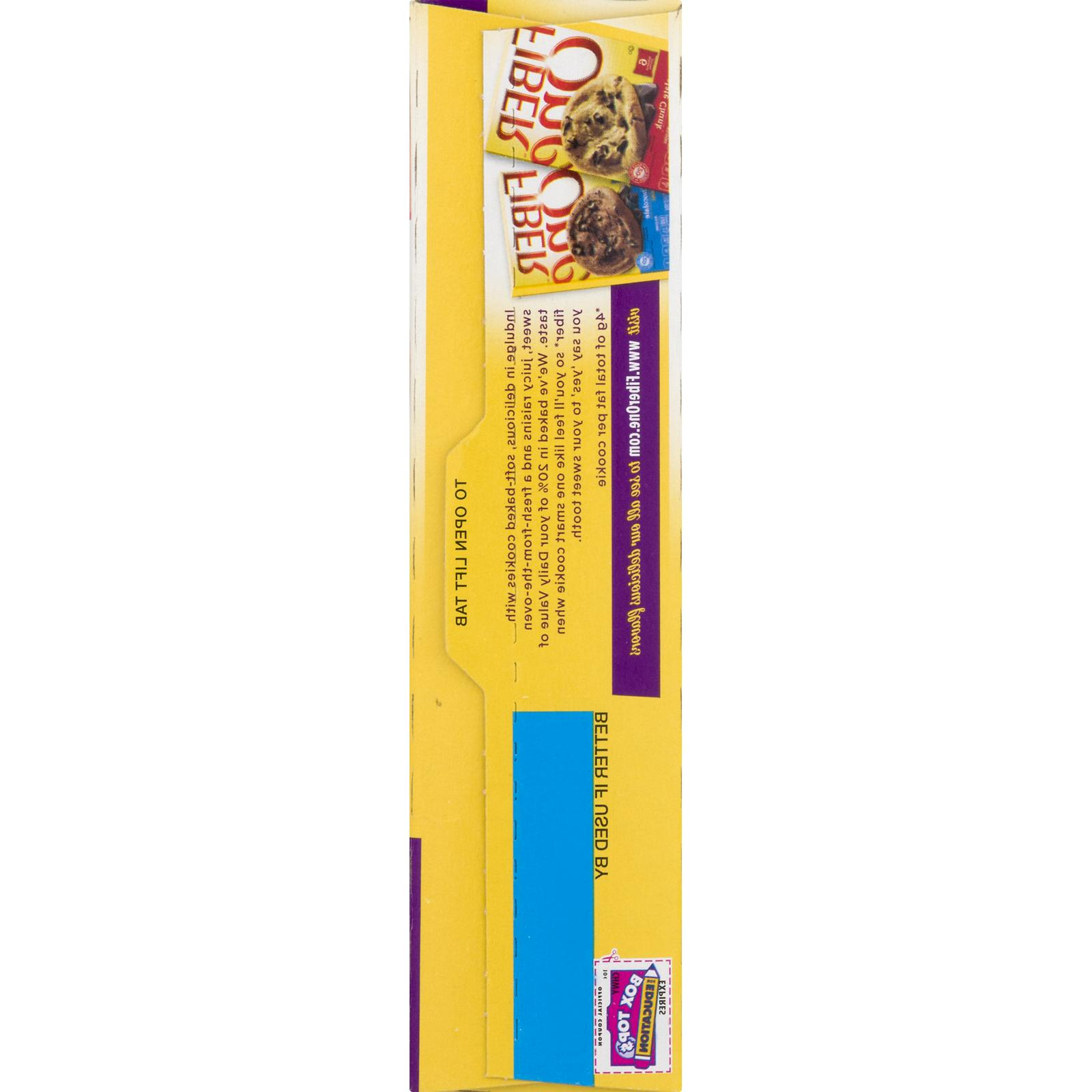 6 Boxs - Fiber One Oatmeal Soft-Baked Cookies, 6 Shipping