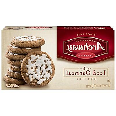 Archway Soft Cookies, 9.25 Pack of 9