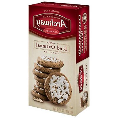 Archway Cookies, Soft Cookies, Pack of 9