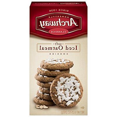 cookies iced oatmeal soft cookies 9 25