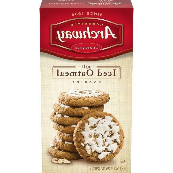 Archway Iced Cookies, 9.25 Oz