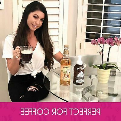 Jordan's Skinny Syrups Glazed Syrup Healthy Flavors