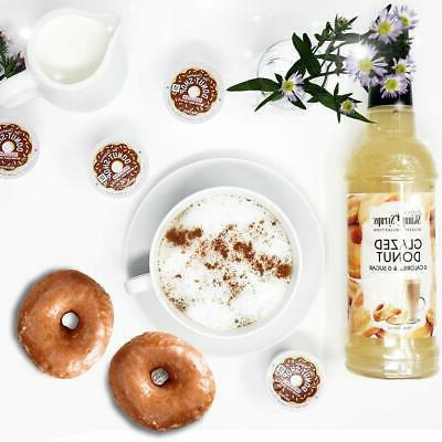 Jordan's Skinny Syrups Glazed Donut