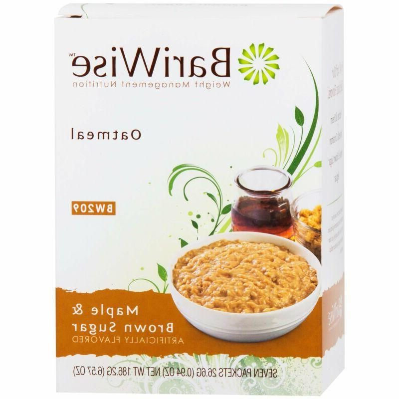 low carb high protein oatmeal instant diet