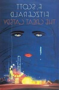 The Great Gatsby by F. Scott Fitzgerald  NEW FREE SHIP