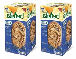 Lot of 2 PACK belVita Blueberry Breakfast Biscuits  *THE BES