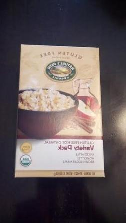 Natures Path Cereal Hot Gf Variety Pk