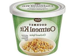 Njoy Orchard Spice Gourmet Oatmeal Kit, 2.54 Ounce -- 24 per