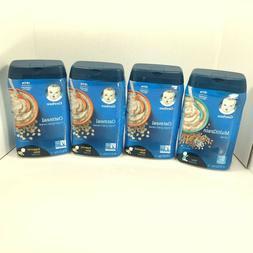 Gerber Oatmeal 4NonGMO Cereals 16oz Single Grain Supported S