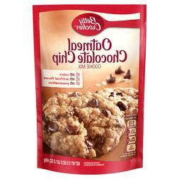 Betty Crocker Oatmeal Chocolate Chip Cookie Mix, 17.5 oz Pou