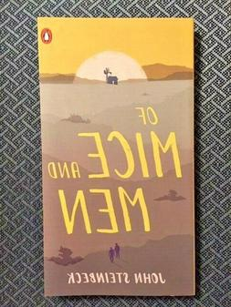 Of Mice and Men by John Steinbeck - NEW Paperback