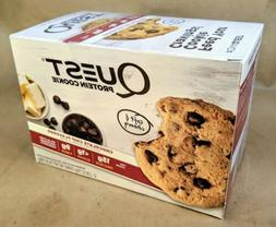 Quest Nutrition  Protein Cookie  Chocolate Chip  12 Pack  2