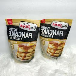 FLAPJACKED Protein Pancake Baking Mix 20g Protein 200 Calori