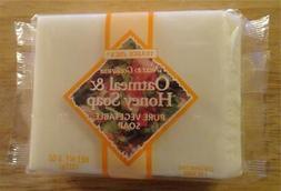 TRADER JOE'S Oatmeal and Honey Soap 20 Bars  Total 80 oz
