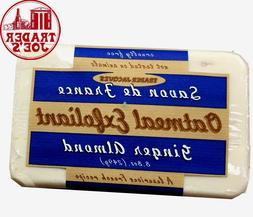Trader Joe's soap savon de France Oatmeal Exfoliant bar ging